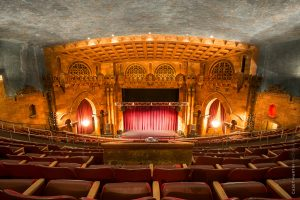 State Theatre - Inside Venue