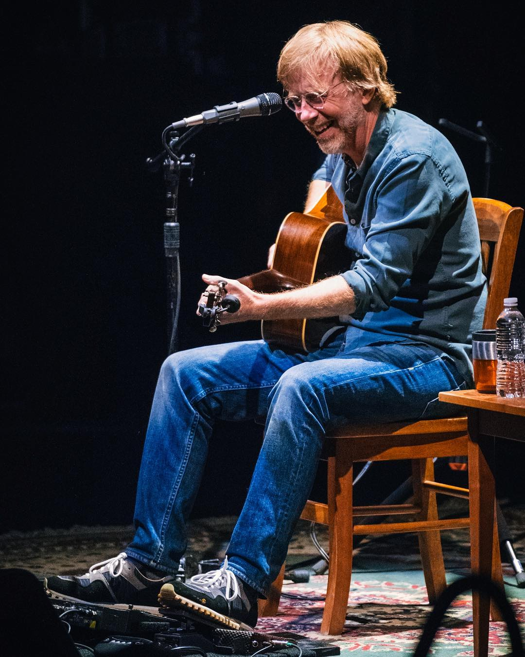 Were still buzzing from treyanastasio Friday nightare you? trey phishhellip